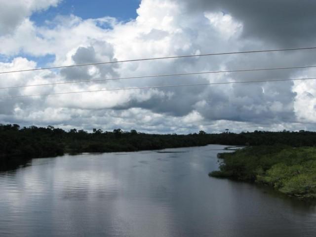 Duurzaamheid: we kunnen niet verder kijken dan de bocht in de Rio Urubu in Brazilie!