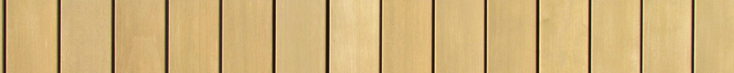 Minder bekende FSC tropische hardhoutsoort voor gevels