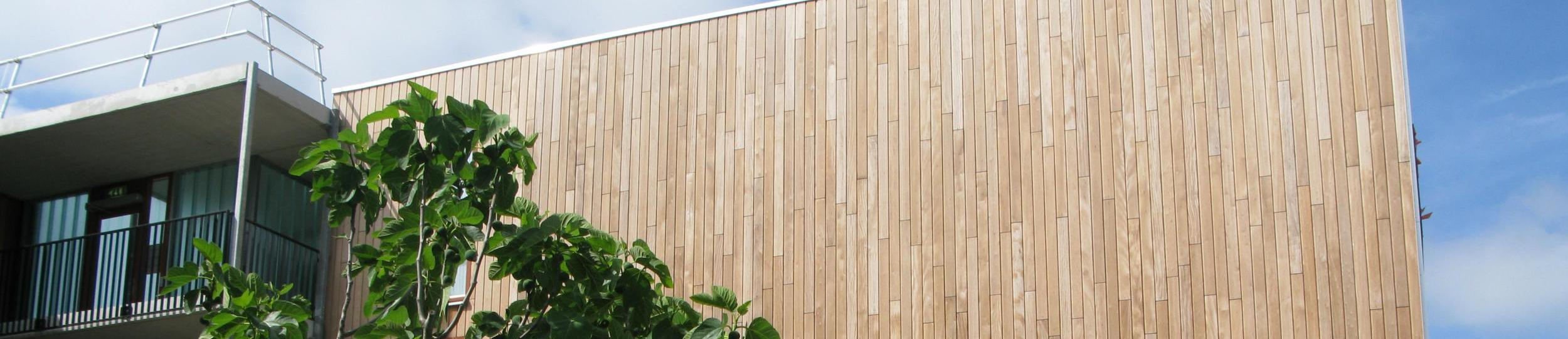 Natural Cladding