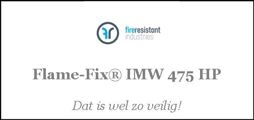 Flame-Fix IMW 475 HP